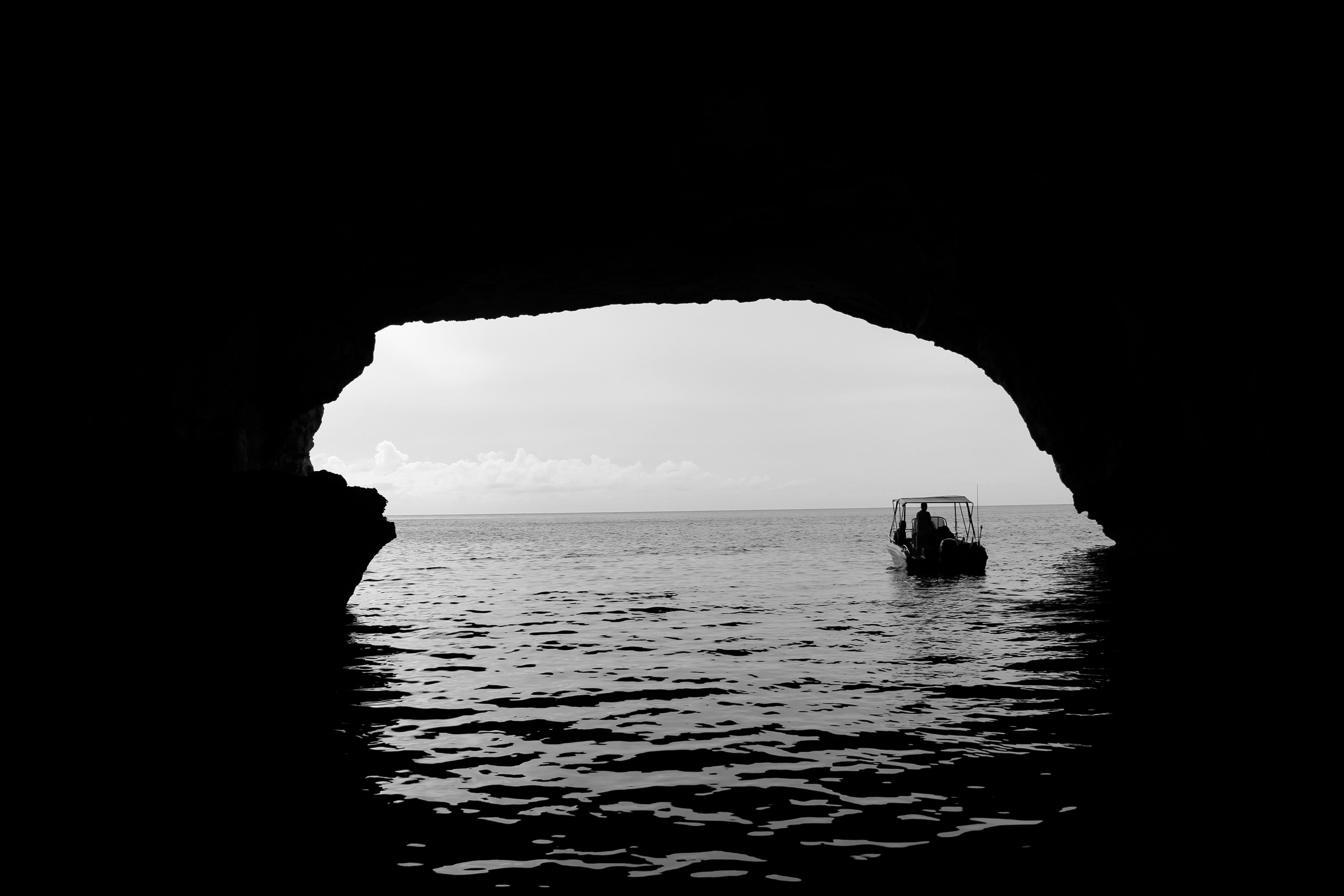 luisteren naar de zee